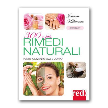 libro 300 rimedi naturali